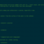 Writing a command line dictionary and thesaurus using Python